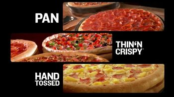 Pizza Hut $10 Any Carryout TV Spot, 'Make it Great This Holiday' - 1023 commercial airings