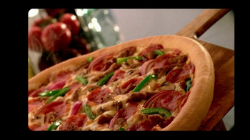 Pizza Hut $10 Any Carryout TV Spot, 'Make it Great This Holiday' - Thumbnail 1