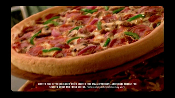 Pizza Hut $10 Any Carryout TV Spot, 'Make it Great This Holiday' - Thumbnail 2