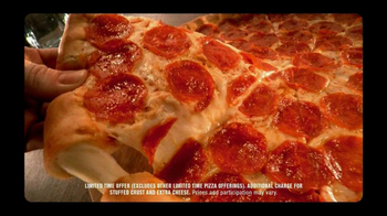 Pizza Hut $10 Any Carryout TV Spot, 'Make it Great This Holiday' - Thumbnail 8