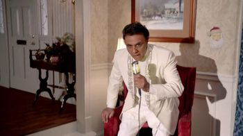 Old Navy TV Spot 'Softest Sweaters' Featuring Johnny Mathis and Chevy Chase