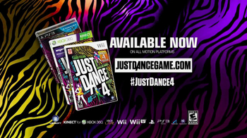 GameStop TV Spot, 'Just Dance 4' - Thumbnail 8