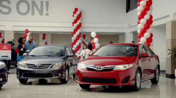 2012 Toyota Prius TV Spot, 'Toyotathon: Save on Gas' - Thumbnail 3