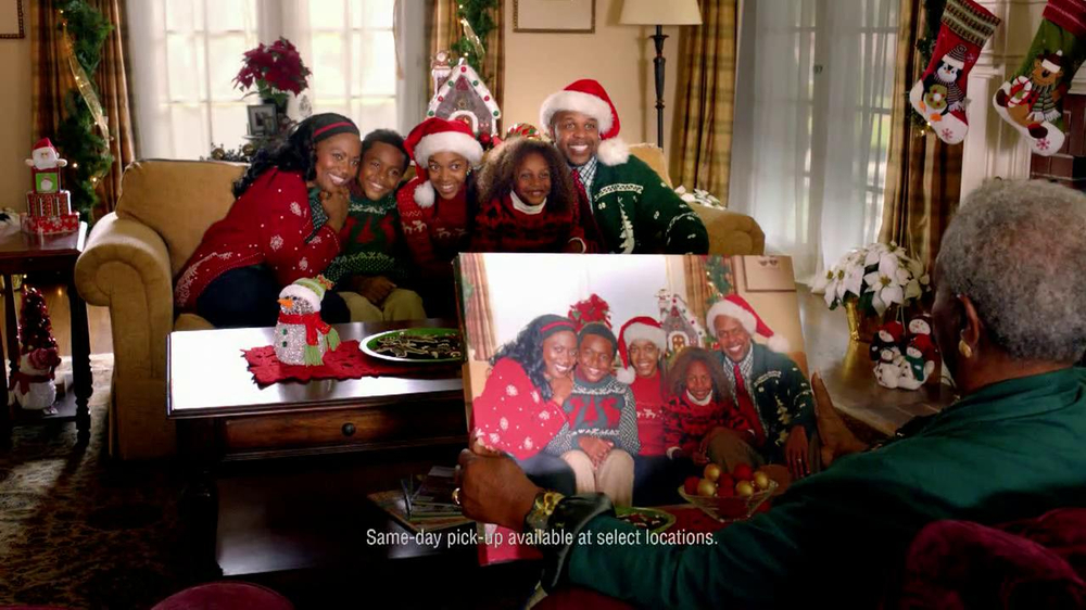 walgreens tv commercial picture perfect ispottv - Is Walgreens Open On Christmas Eve
