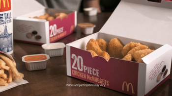 McDonald's 20-Piece McNuggets TV Spot, 'Guide to Football' - Thumbnail 8