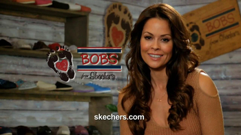 Bobs from Skechers TV Spot, 'Holiday Gifts' Featuring Brooke Burke Charvet - Thumbnail 6