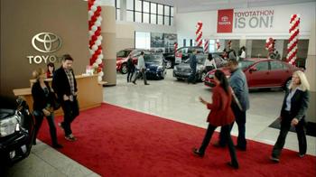 Toyota TV Spot  'Toyotathon: Camry' - Thumbnail 1
