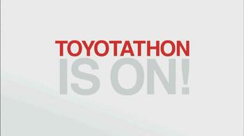 Toyota TV Spot  'Toyotathon: Camry' - Thumbnail 2