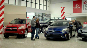 Toyota TV Spot 'Toyotathon: Great Models' - 40 commercial airings