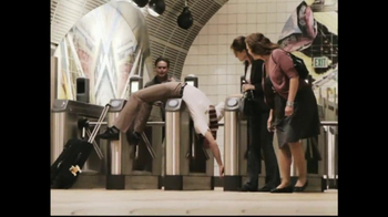 SK Energy TV Spot, 'Subway' Featuring Nathan J. Barnatt - Thumbnail 4