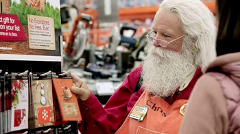 The Home Depot Gift Cards TV Spot, 'Visions' - 305 commercial airings