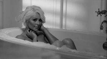 Christina Aguilera Red Sin TV Spot