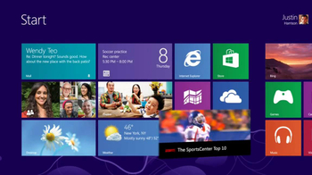 ESPN Windows 8 App TV Spot  - Thumbnail 3