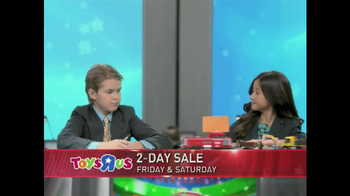 Toys R Us Update TV Spot, '2-Day Sale: Leap Frog' - Thumbnail 3