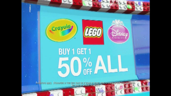 Toys R Us Update TV Spot, '2-Day Sale: Leap Frog' - Thumbnail 6