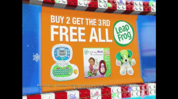 Toys R Us Update TV Spot, '2-Day Sale: Leap Frog' - Thumbnail 7