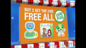 Toys R Us Update TV Spot, '2-Day Sale: Leap Frog' - Thumbnail 8
