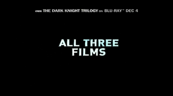 Dark Night Trilogy TV Spot  - Thumbnail 2