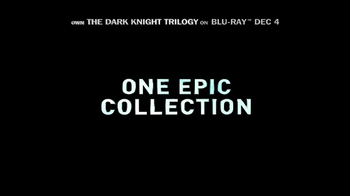 Dark Night Trilogy TV Spot  - Thumbnail 4