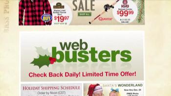 Bass Pro Shops Santa's Wonderland TV Spot, 'Cyber Week Sale' - Thumbnail 10