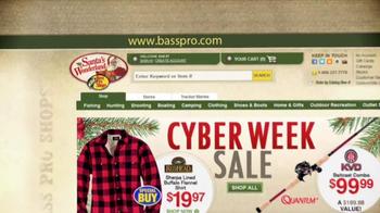 Bass Pro Shops Santa's Wonderland TV Spot, 'Cyber Week Sale' - Thumbnail 8