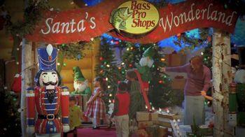 Bass Pro Shops Santa's Wonderland TV Spot, 'Cyber Week Sale'