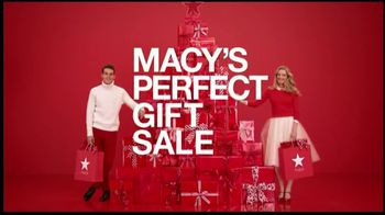 Macy's Perfect Gift Sale TV Spot, 'Be Santa' - 203 commercial airings