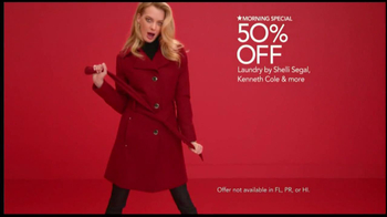 Macy's Perfect Gift Sale TV Spot, 'Be Santa' - Thumbnail 4