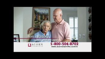 Acorn Stairlifts TV Spot, 'Afraid' - Thumbnail 6