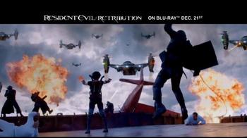 Resident Evil: Retribution Blu-ray TV Spot  - Thumbnail 2