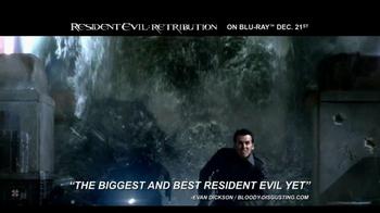 Resident Evil: Retribution Blu-ray TV Spot  - Thumbnail 3