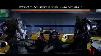Resident Evil: Retribution Blu-ray TV Spot  - Thumbnail 4