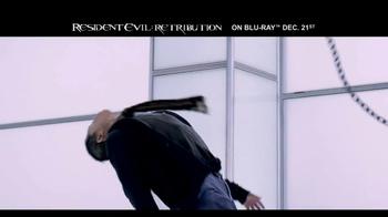Resident Evil: Retribution Blu-ray TV Spot  - Thumbnail 5