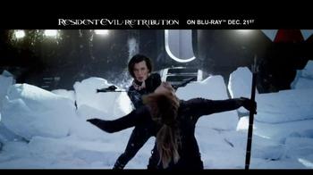 Resident Evil: Retribution Blu-ray TV Spot  - Thumbnail 6