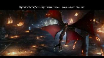 Resident Evil: Retribution Blu-ray TV Spot  - Thumbnail 7