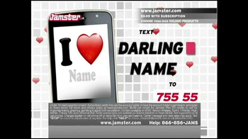 Jamster TV Spot,'Darling' - Thumbnail 2