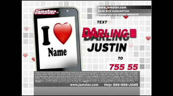 Jamster TV Spot,'Darling' - Thumbnail 3