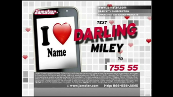 Jamster TV Spot,'Darling' - Thumbnail 5