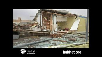 Habitat For Humanity TV Spot Featuring Jimmy Carter and Bruce Springsteen - 6 commercial airings