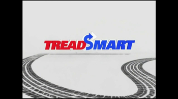 PepBoys TV Spot, 'TreadSmart'
