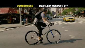 Premium Rush Blu-ray TV Spot  - Thumbnail 9