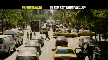 Premium Rush Blu-ray TV Spot  - Thumbnail 1