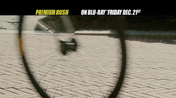 Premium Rush Blu-ray TV Spot  - Thumbnail 3