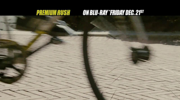 Premium Rush Blu-ray TV Spot  - Thumbnail 4