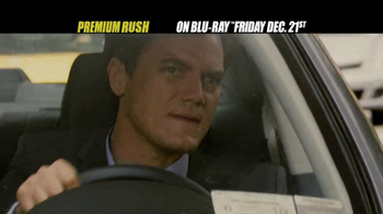Premium Rush Blu-ray TV Spot  - Thumbnail 5