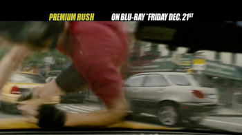 Premium Rush Blu-ray TV Spot  - Thumbnail 6