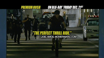Premium Rush Blu-ray TV Spot  - Thumbnail 7