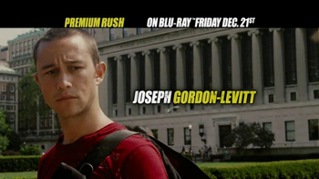 Premium Rush Blu-ray TV Spot  - Thumbnail 8