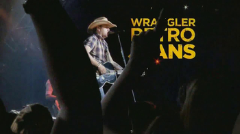 Wrangler Retro TV Spot Song by Jason Aldean - Thumbnail 7