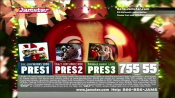 Jamster TV Spot, 'Christmas Songs' - Thumbnail 6